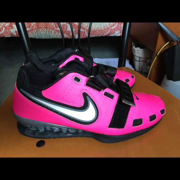 f5486037bd0d Nike Romaleos 2 - Weightlifting Shoes