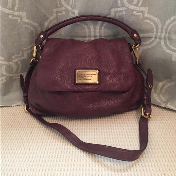 65e4a08a31 Marc By Marc Jacobs Bags | Plum Workwear Bag | Poshmark