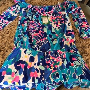 NWT Lilly Pulitzer Lana Romper