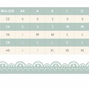 68d06bd956 Intimates   Sleepwear - Wishlist XL Lace Racerback Bralette Ivory
