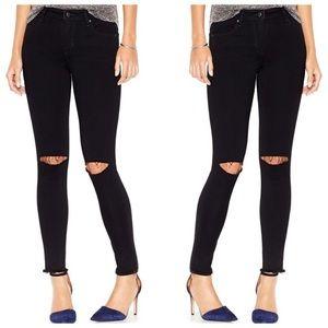 Joe's Jeans Izzy Skinny Ankle Distressed