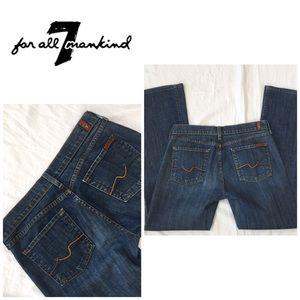 Denim - 7 For All Mankind Flare Leg Jeans 👖