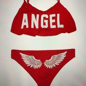 Wildfox Angel bikini 👙
