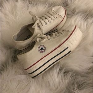 Shoes - Maxstar Platform Sneakers