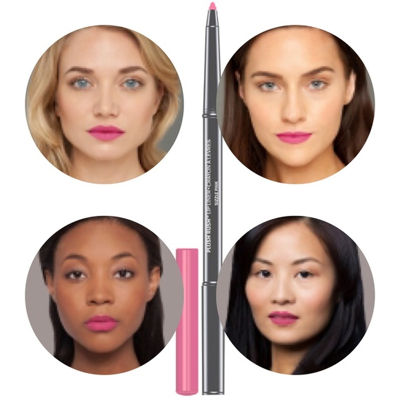 butter London Other - butter LONDON - SIZZLE PINK PLUSH RUSH LIP LINER