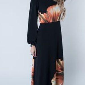 b28b51431ee3 Dresses   Skirts - Junim floral open back maxi