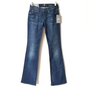 7 FOR ALL MANKIND Original Bootcut Earheart Jeans