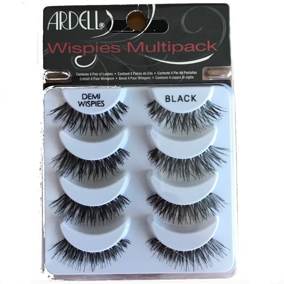 1433690221a Ardell wispies multipack Demi wispies black lashes.  M_5974cbb47fab3abf1d028f3c