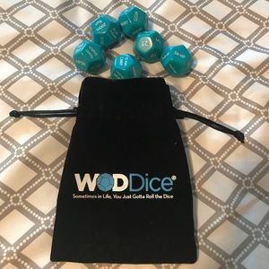 Accessories - WOD Dice - Mere Mortal Set