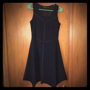 Size Medium Lace Detail Prana dress, Like New