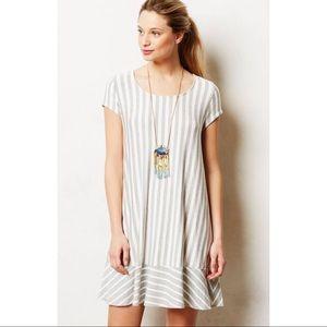 Anthropologie Puella Stripe Dress