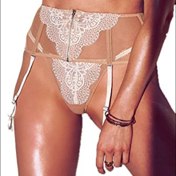 f3b21e9fa6e Very Sexy Mesh   Lace Waist Cincher Garter Belt. M 5974d56941b4e09a1a02c7eb