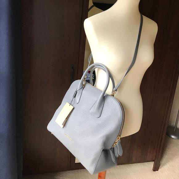 49d1573c5a Burberry Bags | Greenwood Bowling Bag | Poshmark