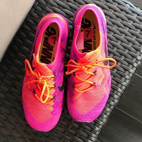 on sale e8e51 eefa7 Nike Running Barefoot Ride 3.0