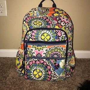 Vera Bradley campus backpack!