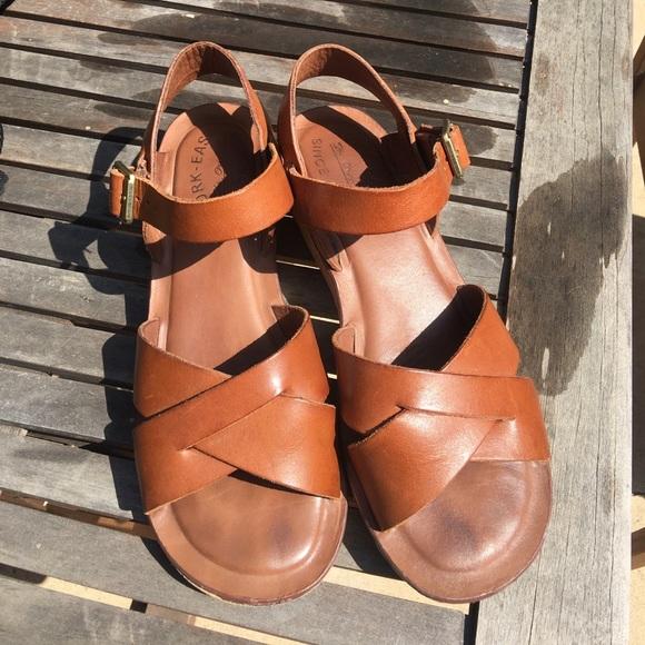49d3993ad4fc31 Kork Ease Shoes - Kork Ease Myrna Leather Wedge Sandal