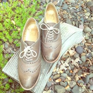 Frye Maggie oxford size 10b used