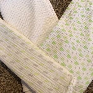 Other - Three swaddling blankets