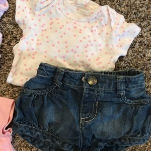 Other - 3 for $15! Denim shorts and extras!