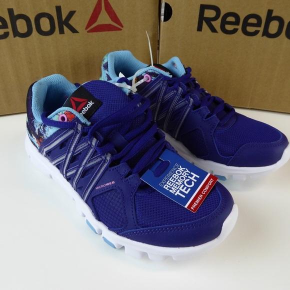 Reebok YourFlex Memorytech Trainette Sneaker Shoe 3661eaade
