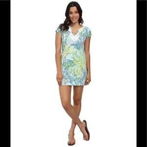 Lilly Pulitzer  Brewster Dress in Blue Heaven