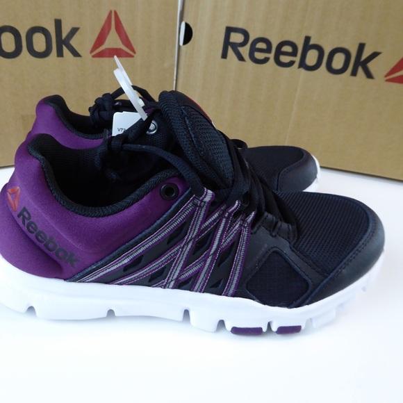 Reebok YourFlex Trainette 8.0 Memory Tech Shoes 412d07347