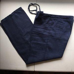 Tommy Bahama linen drawstring pants
