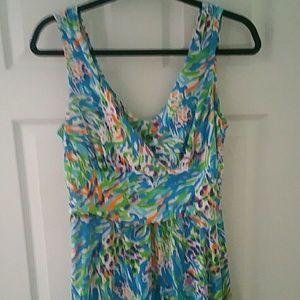 8b51809c770270 Lilly Pulitzer Dresses - LILLY PULITZER SEA SOIREE SHIANNE DRESS SLOANE LG