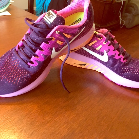 quality design 753fb 1648e Nike zoom structure 20 with dynamic support