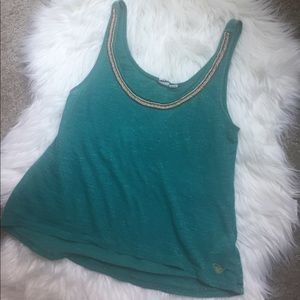 cute roxy tank top size M