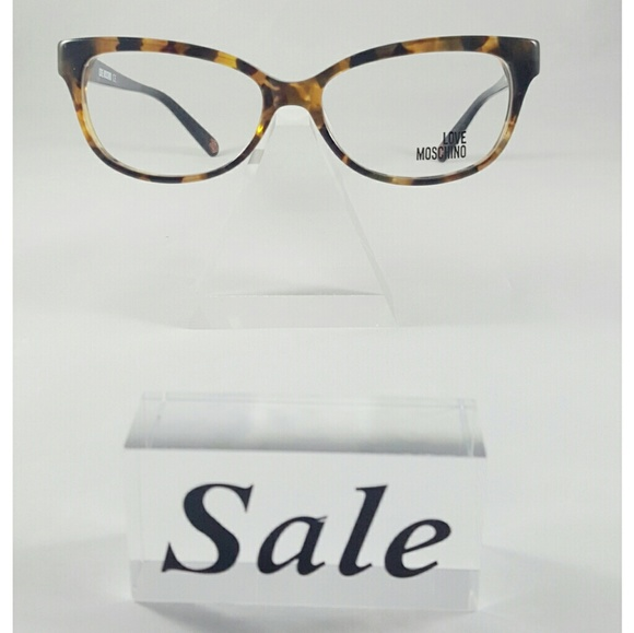 New Authentic ladies Moschino eyeglasses