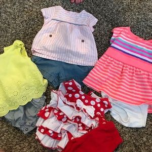Other - 4 outfit baby bundle