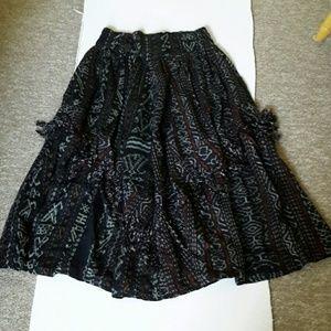 Dresses & Skirts - Gipsy skirt multicolor