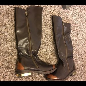 Leila Stone riding boots