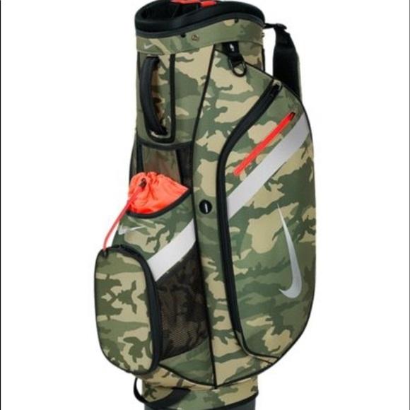 487aa5426a NWT Nike Golf bag Camo BG0398-209