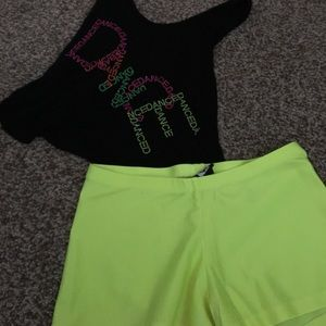 Other - Dance outfit bundle