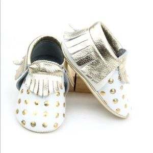 Other - Girl moccs, moccasin,baby moccasins,baby moccs,