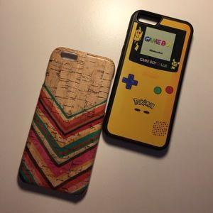 Accessories - IPhone 6 cases Bundle