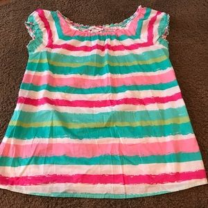 Vineyard Vines size small linen top