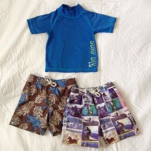 Other - BABY GAP Swim Bundle (3 items), 18-24 months