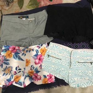 Free w/Purchase Pick 2! Shorts Lace Zara Floral