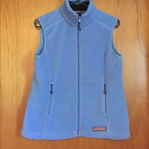 Jackets & Blazers - Vineyard Vines blue vest SZ Medium