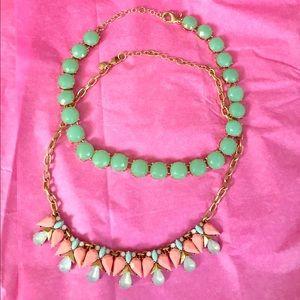 JCREW necklace bundle- taking offers!!!