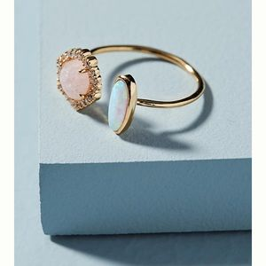 Anthropologie ring. NWT.