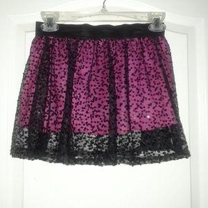 Other - Girls Sequin Skirt