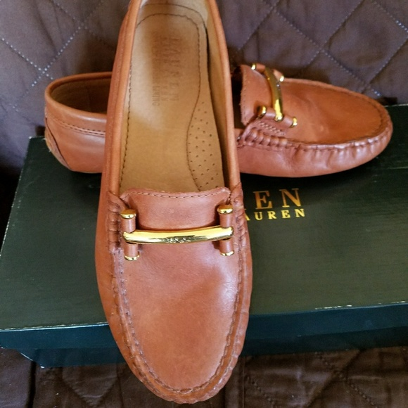 7986fccc5be Ralph Lauren Caliana Loafers. M 597525e45c12f8f1c2045a36