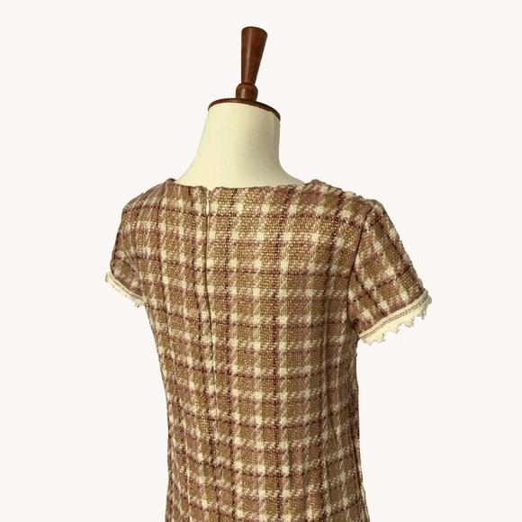 Anthropologie Dresses - Yumi Tweed Dress
