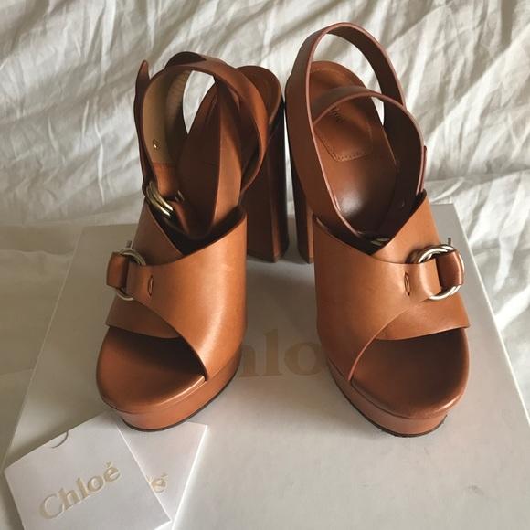 4618e0e5c7b Chloe Shoes - Chloe Kingsley Platform Buckle Sandal