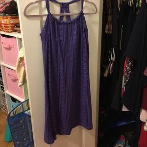 """Prana """"Quinn"""" dress purple"""