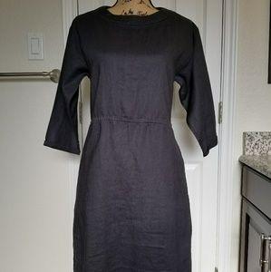 Gap linen dress sz2